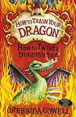 1 of 1 - How to Twist a Dragon's Tale: Book 5 (How To T... by Cowell, Cressida 034099911X
