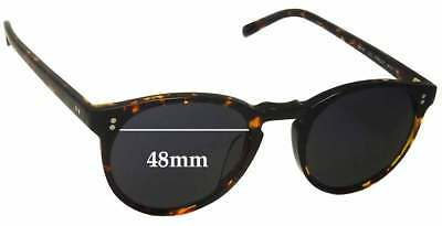 Peoples Lenses Ov Sunglass O'malley WideEbay Sfx Fits Oliver 5183 48mm Replacement 3q5ARjL4