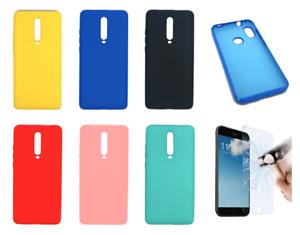 Cover-Custodia-Rigida-in-Silicone-Ultra-Morbida-Per-Xiaomi-Mi-9T-PRO-4G-6-39-034