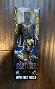 Marvel-Black-Panther-Titan-Hero-Series-12-pouces-Erik-Killmonger-Entierement-neuf-dans-sa-boite-2019