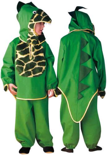Dino dinosaurios niños carnaval carnaval disfraz 92-128