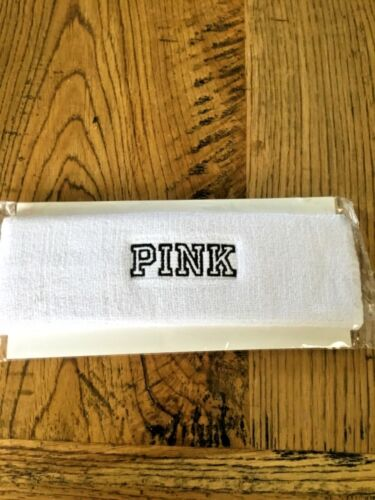Pink by victoria/'s Secret logo Bandeau Cheveux Gym Entraînement Course Fitness Sport