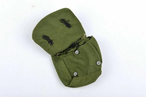 "1//6 WWII Solder German Dry Food Bag Bread Bag Model Toy Fit 12/"" Figure Doll Toys"
