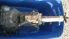 1952 Mercedes Benz 300 A Adenauer Manual Transmission (?) Used w/ Rotoflex W186