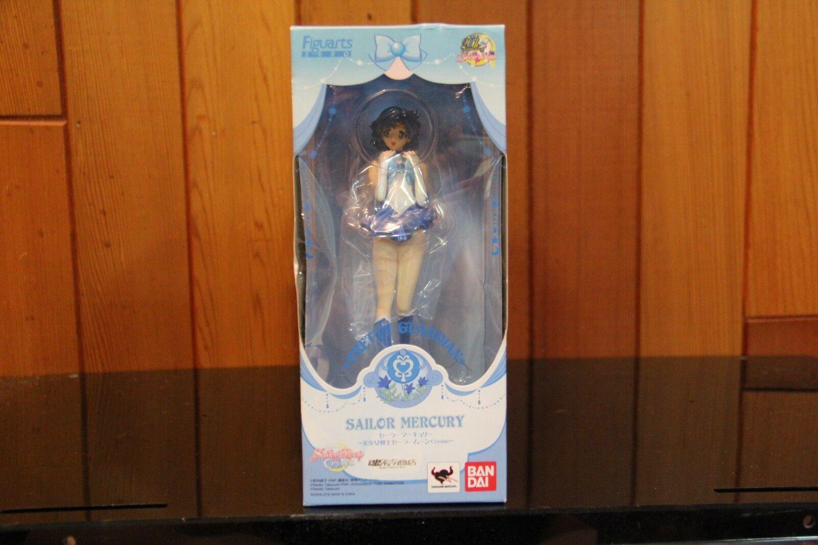 Sailor Moon Crystal Sailor Mercury Figuarts Zero