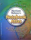 Merriam-webster's Notebook Atlas by Merriam-webster 9780877796527