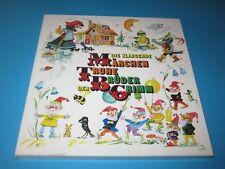 Gebrüder Grimm: Die klingende Märchentruhe der Brüder Grimm - 5 LP-Box