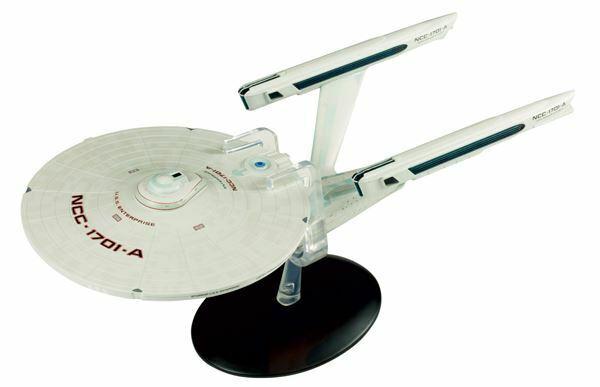 Eaglemoss Star Trek Uss Enterprise NCC-1701-A - Constitution-Class SSSUK606