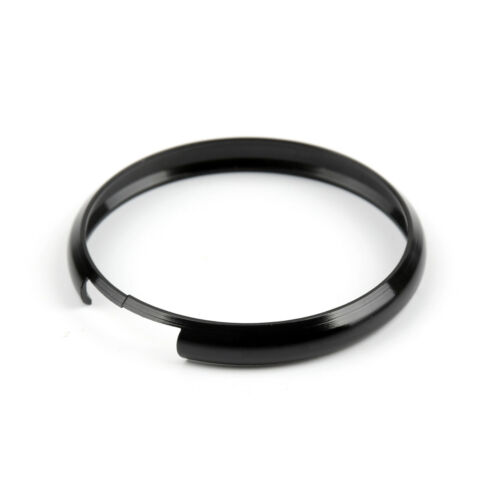 Smart Key Fob Replacement Ring For 08-up Mini Cooper JCW R55 R56 R57 R58 Black B
