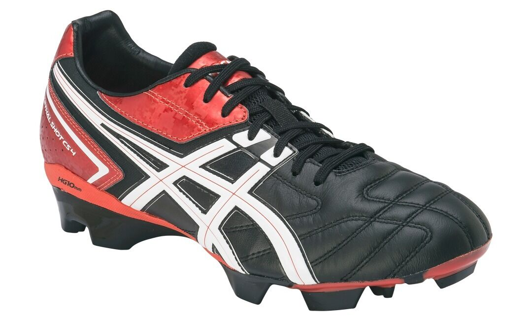 Asics Lethal Shot CS 4 Football Stiefel (9007) + FREE AUS DELIVERY