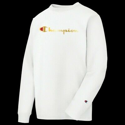 Champion Heritage Black /& Gold Long Sleeve T-Shirt