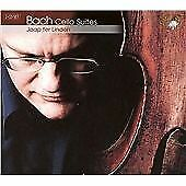 Bach-Solo-Cello-Suites-Audio-CD-New-FREE-amp-FAST-Delivery