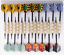 18 pcs of Soft Tip Darts for Electronic Dartboard with 36 Extra tips NEW