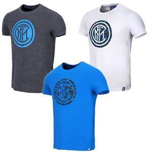 l'atteggiamento migliore 65d71 ff15a Dettagli su T-Shirt Inter Uomo Logo Camouflage Abbigliamento Ufficiale FC  Internazionale PS
