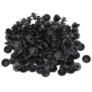 100-Pieces-Universal-7mm-Push-type-Pin-Rivet-Trim-Clip-Panel-Mud-Flaps-Kit