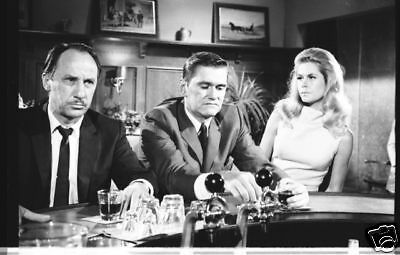 BEWITCHED ELIZABETH MONTGOMERY DICK YORK DICK WILSON 1967 ABC TV PHOTO  NEGATIVE | eBay
