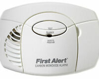 First Alert Battery-operated Carbon Monoxide Alarm White Keep Your Home Safe