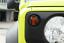Iron Front Headlight /& Turn Signal Light Lamp Cover Trim For Suzuki Jimny 2019+