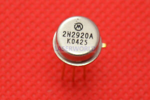 2N2920A-PACKAGE-CAN-6-Dual-Transistors