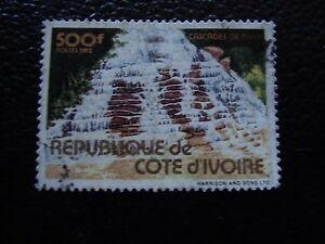 645b Gestempelt Briefmarke Côte D Ivoire a28 Briefmarke Yvert/tellier Nr