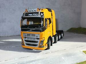 20988 MarGe Models CS-Fenbdt 2020 in 1:32 Set Fendt Truck mit Tieflader in OVP