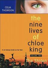 The Stolen (Nine Lives of Chloe King)-ExLibrary