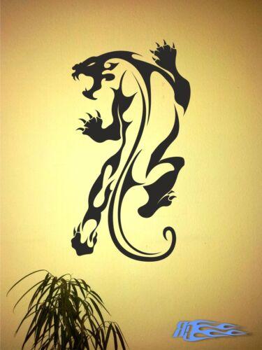 Tapisserie lascivité 1 Oracal mat Hawaï Deco Mur Pantera Panther
