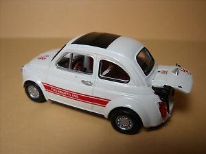 Fiat Abarth 695 Ss Metro Serie Presse 1/43 Pgyvtese-07181803-770509057