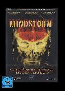 DVD MINDSTORM - DIE WAFFE IST DER VERSTAND - JUDGE REINHOLD *** NEU ***