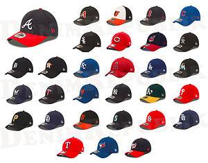 NEW ERA 3930 MLB Cap All Teams Baseball Stretch Fit Team Classic ... cbeb22c683c