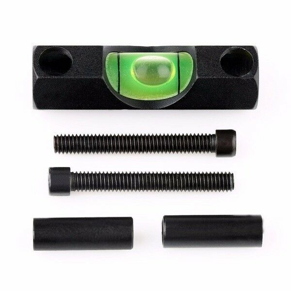 30mm Ring Scope Mount With Spirit Bubble Level For Optics Rifle Hunting Hot Sale