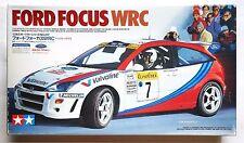 TAMIYA sports car series #24217 1/24 Ford Focus WRC 1999 scale model kit