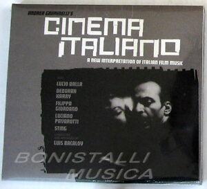 LUIS-BACALOV-CINEMA-ITALIANO-Colonne-Sonore-CD-Sigillato