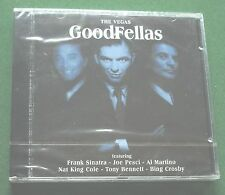 The Vegas Goodfellas Frank Sinatra Al Martino Joe Pesci + New Sealed CD