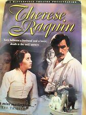 Therese Raquin (DVD, 2001,2-Disc t) Kate Nelligan, Brian Cox,Alan Rickman /BBC