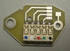 perTechnics SL-1210/1200 NO saldatura RCA PCB braccio circuito For xtex cavi