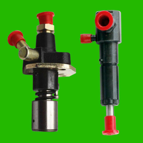 178 Mechanical Fuel Pump /& Left Port Injector for 178F 178FA Diesel Engine