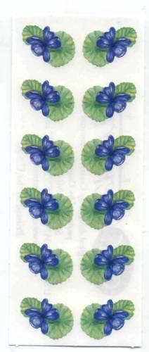 CREATIVE MEMORIES FLOWERS STICKER STRIP #35 BN /& NLA
