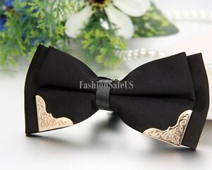 Tuxedo bowknot mens noble adjustable wedding party bowtie bow tie image is loading tuxedo bowknot men 039 s noble adjustable wedding ccuart Gallery