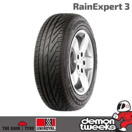 1 x Uniroyal RainExpert 3 Performance Road Tyre - 195 65 15 91H