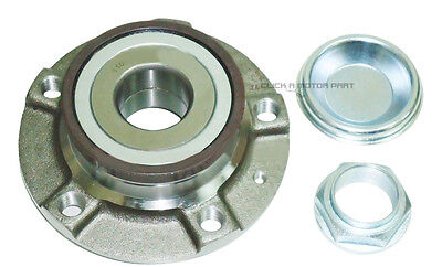 Rover 75 Saloon 3//2001-12//2007 ABS Rear Wheel Hub Bearing Kit With ASB