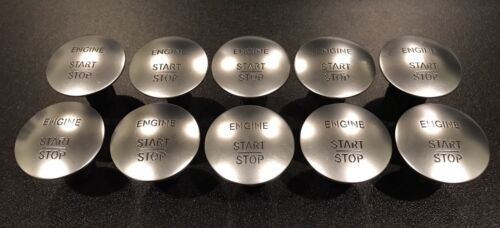 LOT OF 10 MERCEDES BENZ PUSH START BUTTON KEY LESS GO ENTRY OEM AMG FOB USA
