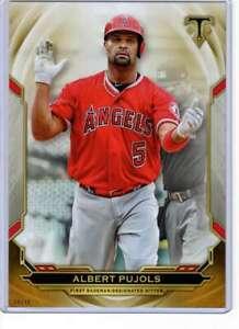 Albert-Pujols-2019-Topps-Triple-Threads-5x7-Gold-49-10-Angels