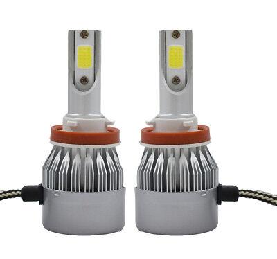 Cree LED Headlight Kit H8 H9 H11 1060W 159000LM 6000K Low Beam Fog Bulb HID