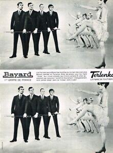 A Advertising Homme Bayard Publicité Costumes 1967 Pour Les 5qjL3AR4