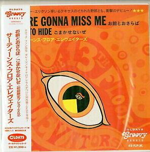 re Gonna Miss Me Japan 7inch Vinyl