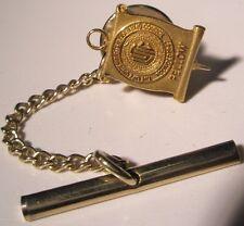 LUTC Life Underwriting Training Council Fellow 1/10 10K GF 1947 Vintage Pin