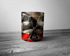 Weltkrieg 1914/18 Kaffeetasse Gott Kaiser Vaterland Coffee Mug 11oz WWI