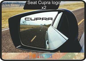Seat-Cuppra-logo-autocollant-stickers-X-2-couleur-au-choix