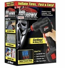 Air Hawk Cordless Portable Air Compressor, Digital Pressure Gauge! As Seen on TV